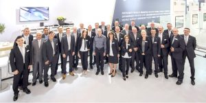 Altendorf Staff at Ligna 2017