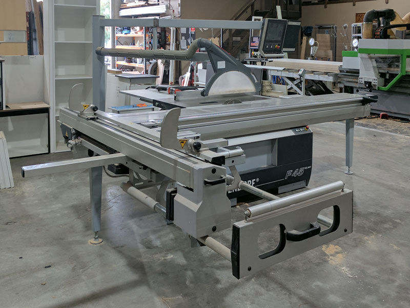 Altendorf Used Machine - ELMO4