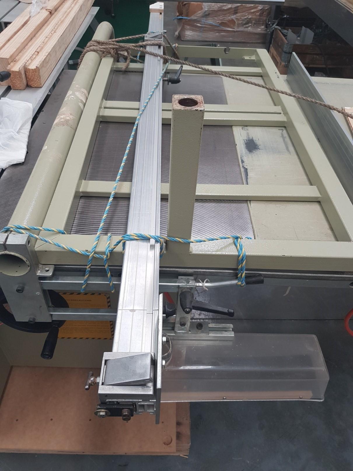 SCM MINI MAX SC3 2 4M PANEL SAW - World Class Panel Saws