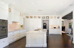 hampton Style Kitchen Erwin Interiors